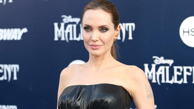 Jolie S Doubts For Maleficent Voice Independent Ie