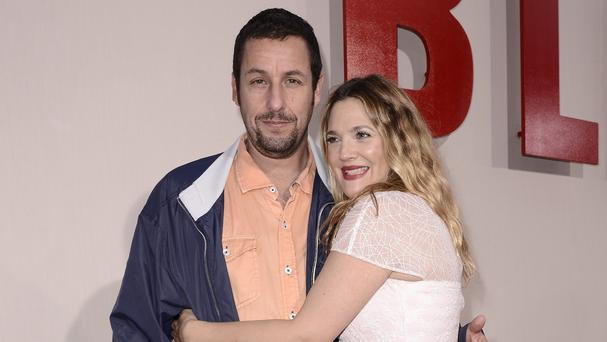 Adam Sandler and Drew Barrymore are old friends