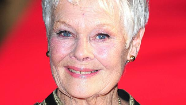 Dame Judi Dench has joined the cast of period romance Tulip Fever