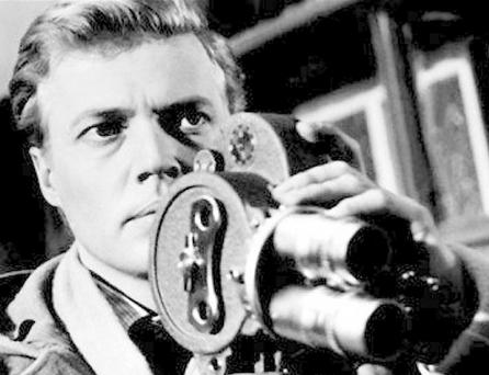 CONTROVERSIAL: Karlheinz Bohm played the psychopathic cameraman in Peeping Tom. Photo: Everett Collection/REX
