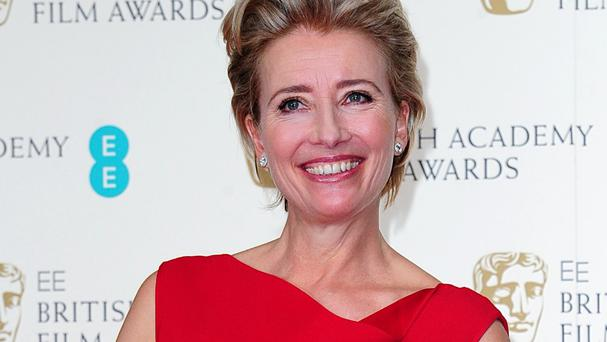 Emma Thompson is set to star in Robert Carlyle's directorial debut