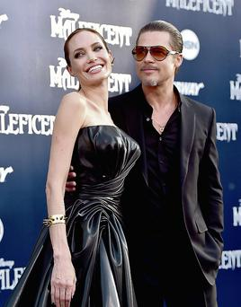 Chemsitry: Angelina Jolie and Brad Pitt