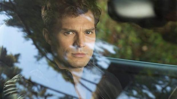 Jamie Dornan is seen as Christian Grey in the Fifty Shades Of Grey film, which was unveiled on the film's official Facebook and Twitter pages
