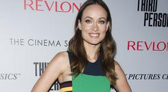 Olivia Wilde attended a screening of Third Person in New York