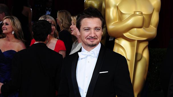 Jeremy Renner stars in the fifth Bourne film, which has been put back a year