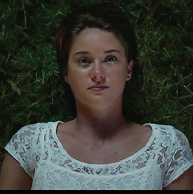 Scene from 'The Fault In Our Stars'