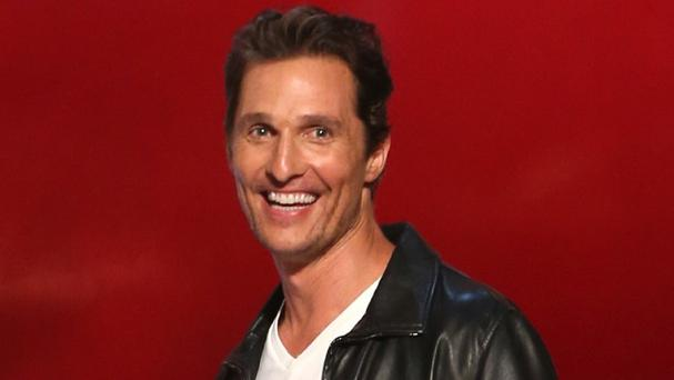 Matthew McConaughey played male strip club owner Dallas in Magic Mike