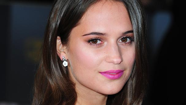 Alicia Vikander is tipped for roles in two new dramas