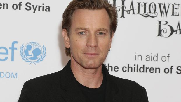 Ewan McGregor has signed up for a role in American Pastoral