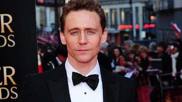 Tom Hiddleston lends his voice to pirate James in Tinker Bell And The Pirate Fairy