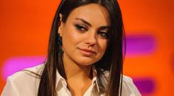 Mila Kunis admits she is not as trusting of new friends as she used to be