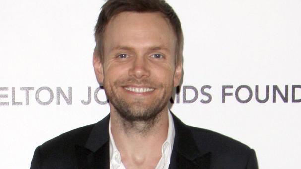 Joel McHale plays a cop in Deliver Us From Evil