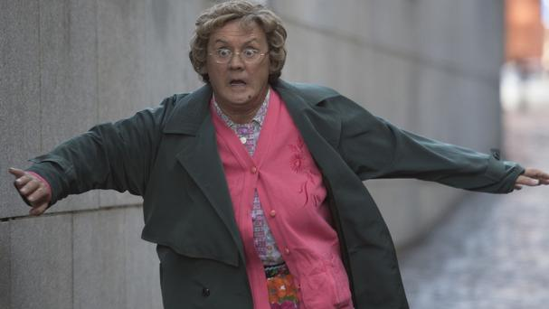Mrs Brown's Boys D'Movie could be getting a sequel