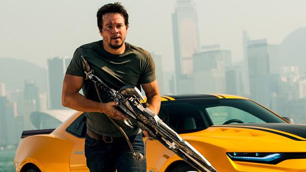 Mark Wahlberg admitted some of the stunts in Transformers: Age Of Extinction were scary