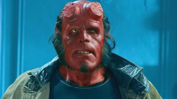 Guillermo del Toro has said Hellboy 3 is looking unlikely