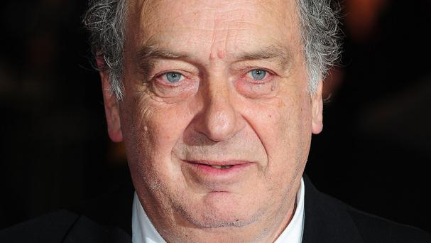 Stephen Frears was given the Golden Duke Lifetime Achievement Award at the Odessa Film Festival