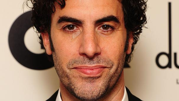 Sacha Baron Cohen's new film has upset some of the residents of Grimsby