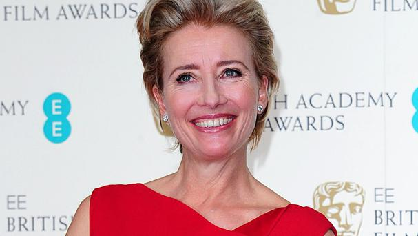 Emma Thompson will speak at the Bafta and BFI Screenwriter Lecture Series 2014