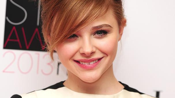 Chloe Grace Moretz will voice the title role in The Tale Of Princess Kaguya