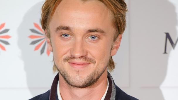 Tom Felton opened the new Harry Potter attraction in Japan