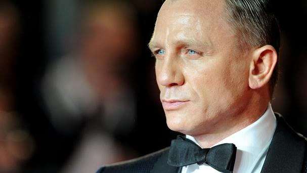 The last James Bond film, Skyfall, starring Daniel Craig, was a big money-spinner