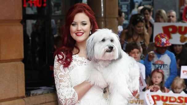 Ashleigh Butler's pet Pudsey is to be made into a cuddly toy