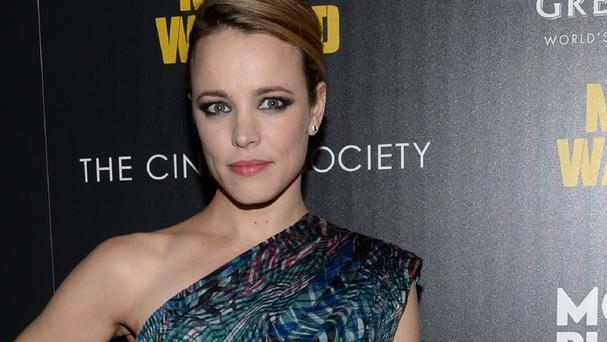 Rachel McAdams hadn't seen her audition tape for The Notebook