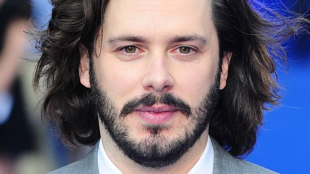 Edgar Wright is writing and directing Baby Driver