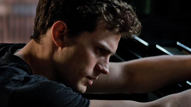 Jamie Dornan stars in the Fifty Shades Of Grey movie as Christian Grey