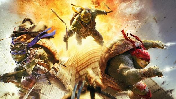 The Teenage Mutant Ninja Turtles are starring in their own film