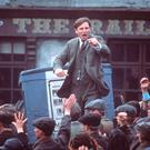 Liam Neeson starring as Michael Collins.