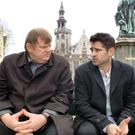 In Bruges, Gleeon and Farrell