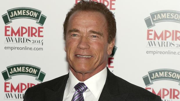 Arnie: Terminator 5 has wrapped - Independent.ie