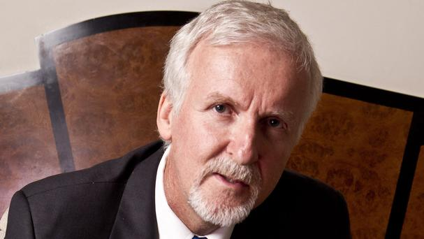 James Cameron said the scripts for the three Avatar sequels are still a work in progress