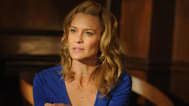 Robin Wright plays a fading actress in The Congress