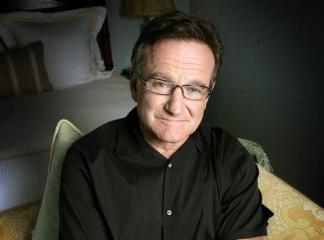 Robin Williams, whose free-form comedy and adept impressions dazzled audiences for decades