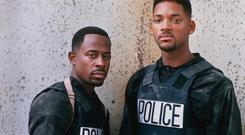Martin Lawrence and Will Smith play Miami cops in the Bad Boys films