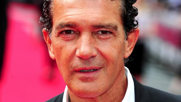 Antonio Banderas is ready for his Picasso role