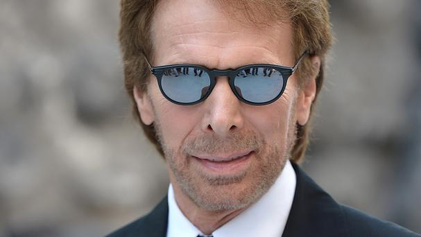 Jerry Bruckheimer doesn't like watching horror films