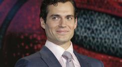Henry Cavill is among the latest stars to do the Ice Bucket challenge