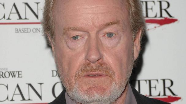 A protest has been launched against the lack of diversity in casting for Ridley Scott's Exodus: Gods and Kings