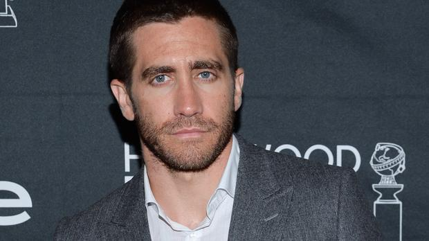 Jake Gyllenhaal is back up to a more healthy weight after shooting Nightcrawler