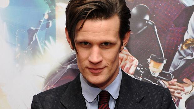 Matt Smith has landed a new movie role