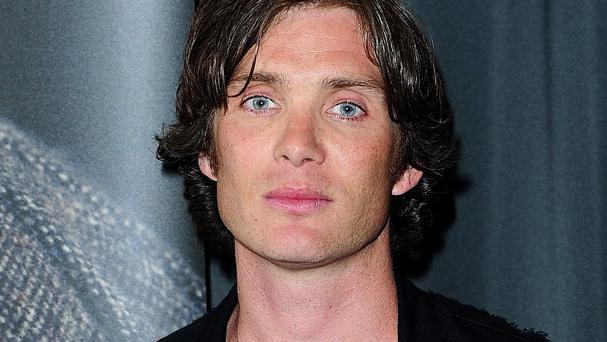 Cork actor Cillian Murphy
