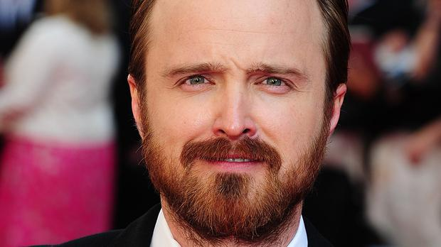 Aaron Paul will star in the film adaptation of The 9th Life Of Louis Drax
