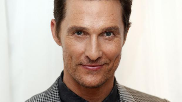 Matthew McConaughey's tribute will be hosted by Jimmy Kimmel