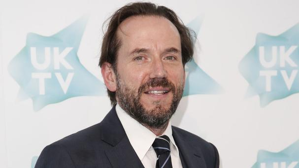 Ben Miller says he struggled with the midges in What We Did On Our Holiday