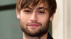 Douglas Booth isn't fazed by speculation about his love life