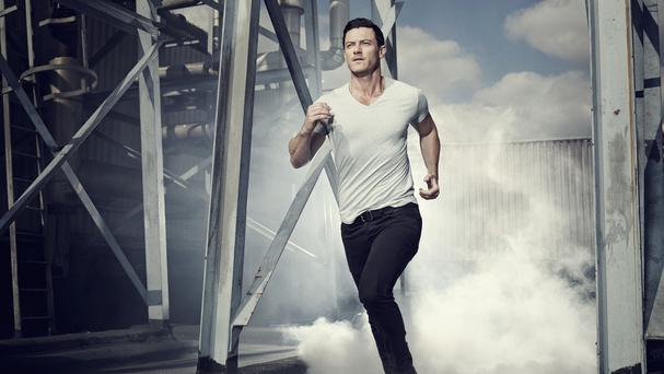 Luke Evans says he hates giving up booze to get fit (David Clerihew/Men's Health)