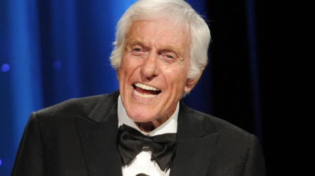 Actor Dick Van Dyke starred in Mary Poppins